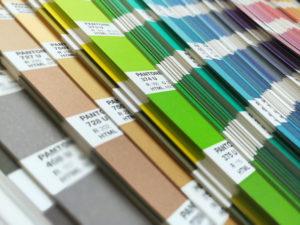 P jak Powtarzalność koloru